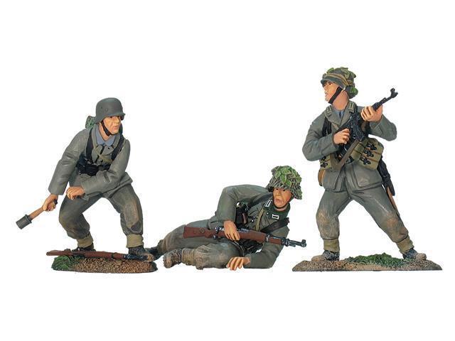 17900 - Tyska Wehrmacht Cover Fire Set WWII - W Storbritannien