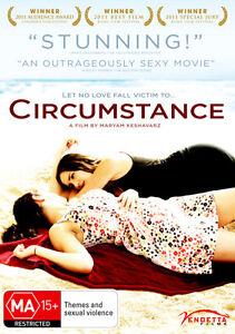 Circumstance-NEW-DVD-Region-4-Australia