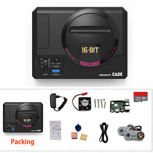 16Bit HDMI Megapi CASE For Raspberry Pi 3B+ Game Console