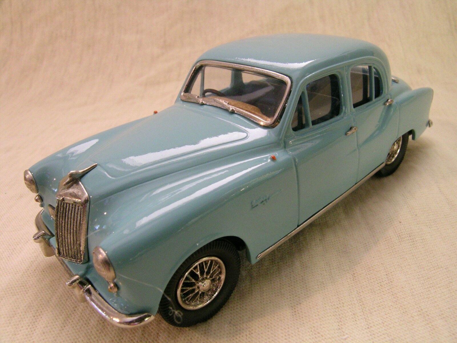 LANSDOWNE MODELS LDM 45 ARMSTRONG SIDDELEY SAPPHIRE 234 1958 blueE 1 43 + BOX