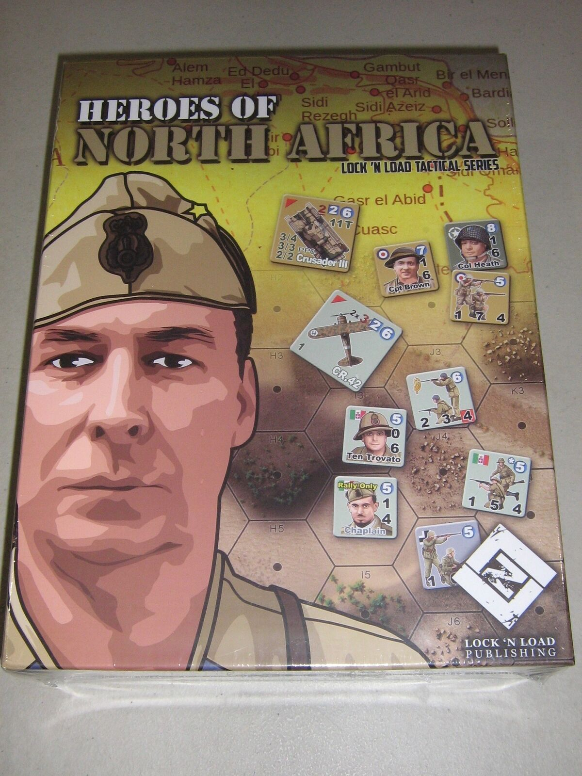 Heroes of North Africa (New)