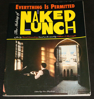1992 The Making of Naked Lunch SC Everything Is Permitted