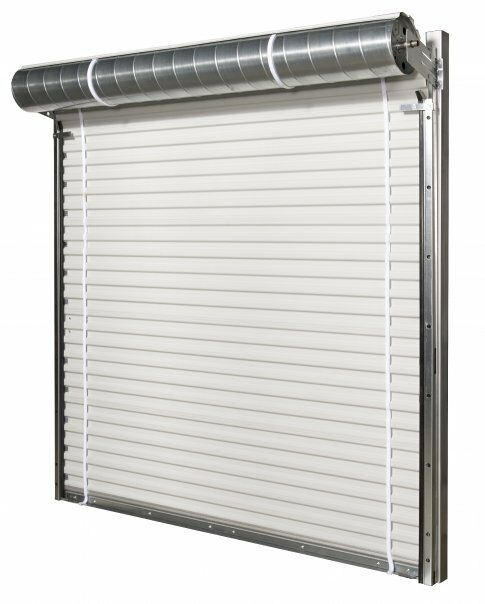 Duro Steel Janus 8 W By 9 T Economical Commercial 1950 Series Rollup Door Direct For Sale Online Ebay