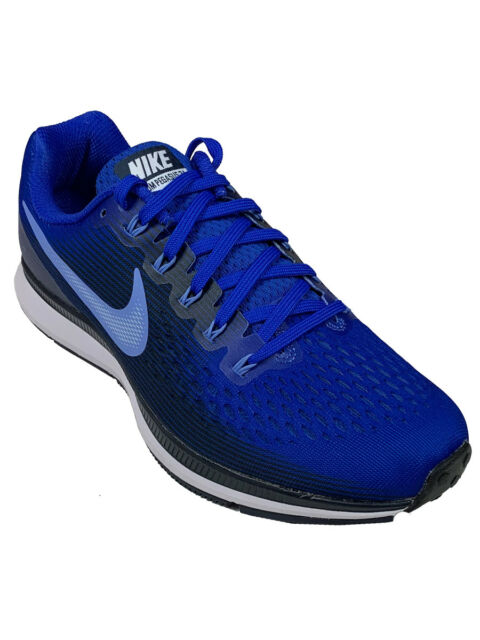 5b68948d95d Nike Air Zoom Pegasus 34 Mens 880555-409 HYPER Royal Running Shoes Size 9  for sale online