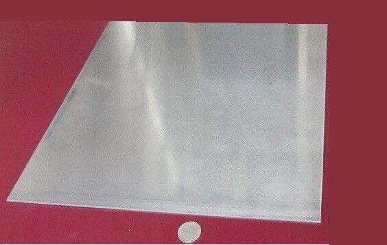1//16 x 7 x 8 Aluminum Plate 5052 Aluminum 16 Gauge