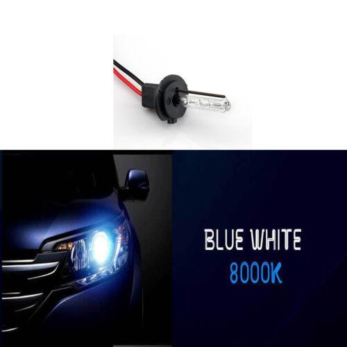 HID KIT SLIM 9003 H4 Hi-Lo White High/&Low Conversion Lights For Kia Soul