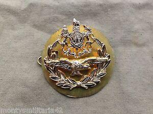 Original-Genuine-Issue-Royal-Air-Force-RAF-Master-Air-Crew-Metal-Rank-Badge