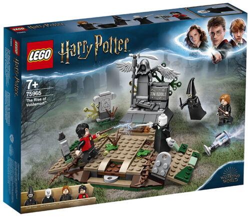 L/'ascesa di Voldemort LEGO 75965 Harry Potter