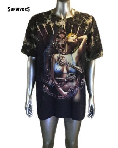 Vintage Beyoncé, Skull, Survivors all over print t