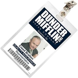 The-Office-Creed-Bratton-Mifflin-ID-Badge-Cosplay-Costume-Name-Tag-TO-14