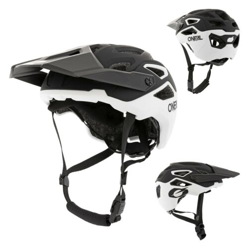 Oneal Pike Downhill Dh Mountain Bike 2.0 MTB Helmet Solid