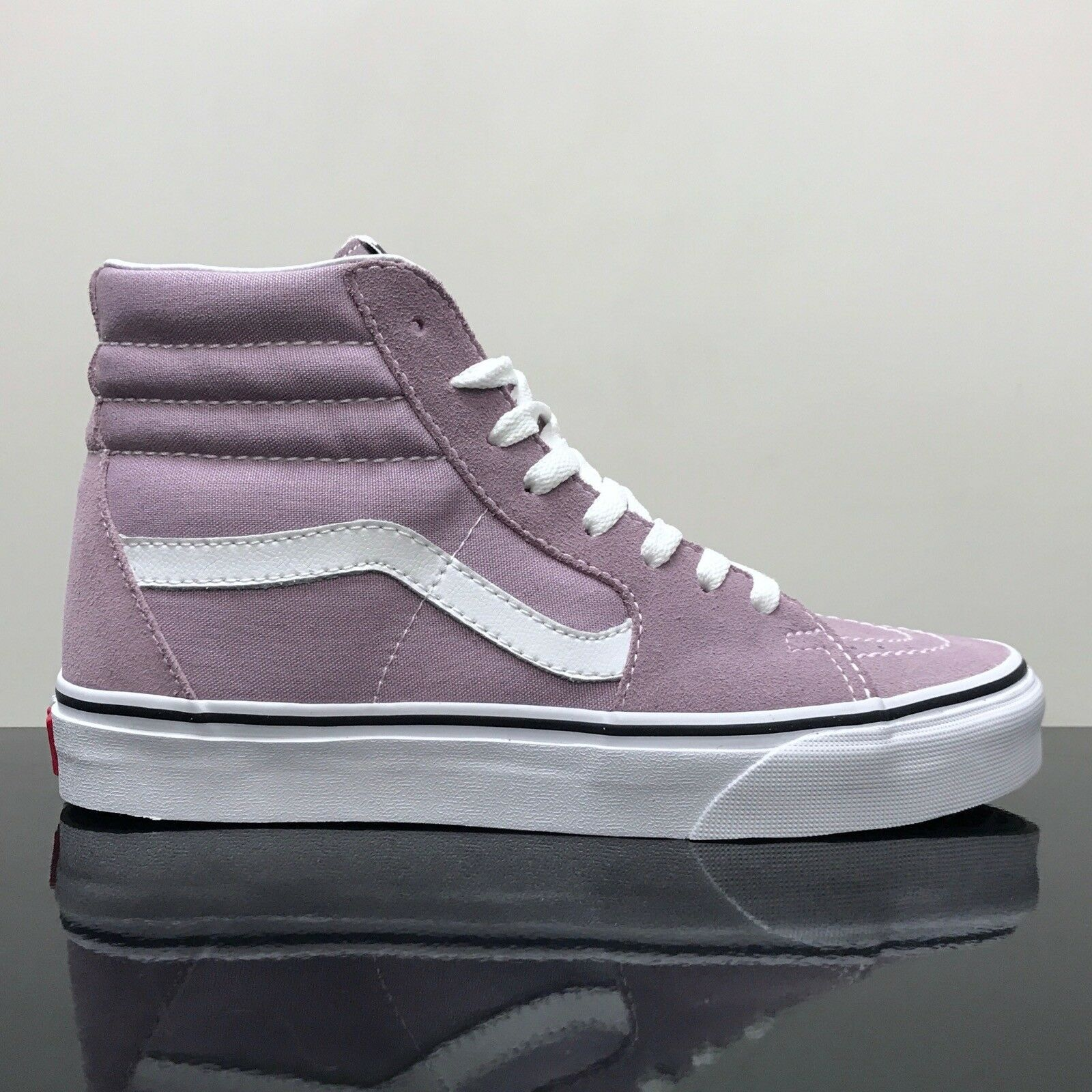 VANS SK8-HI SEA FOG TRUE WEISS TRAINERS