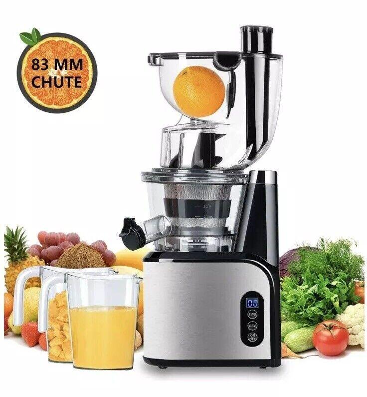 Aobosi slow juicer Broyeur Blender Fruit & Légumes Presse froid Extracteur