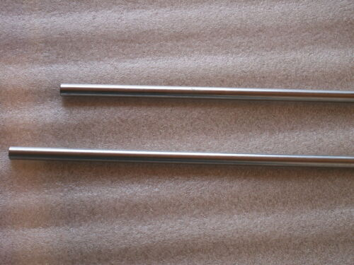 2 Hardened Rods 12mm CNC Cylinder 500mm slide Rail Linear optical axis