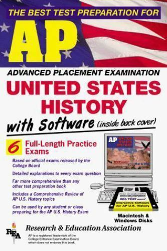 AP United States History, the Best Test Preparation for the Advanced...