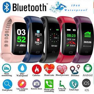 Fitness-Tracker-F64-HR-OROLOGIO-SMARTWATCH-Sport-Frequenza-Cardiofrequenzimetro