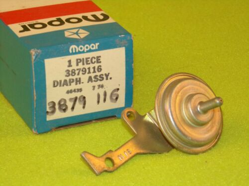 2210 fits 75-82 DODGE Plymouth NOS Mopar 3879116 Choke Pull-Off for Holley 2245