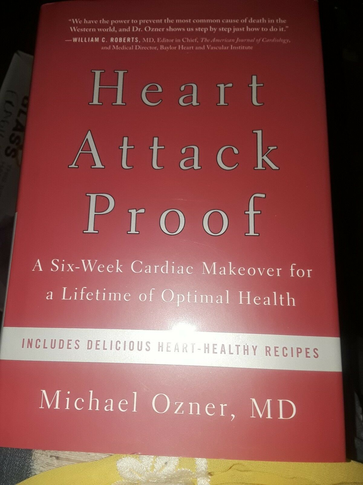 heart attack proof ozner michael