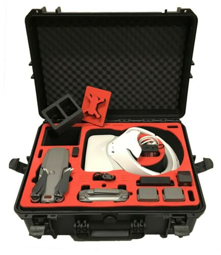 Koffer für DJI Mavic 2 Pro /& Smart Remote x DJI Goggles auch Racing Edition