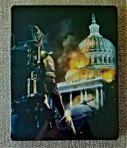 Tom-Clancy-039-s-The-Division-2-Collector-039-s-Edition-Steelbook-ONLY-BRAND-NEW