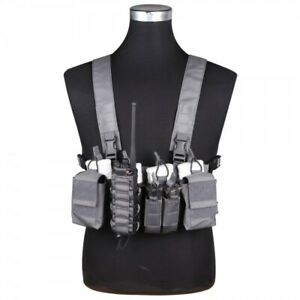 Tactique-Chest-D3CR-Rig-Wolf-Gris-By-Emersongear