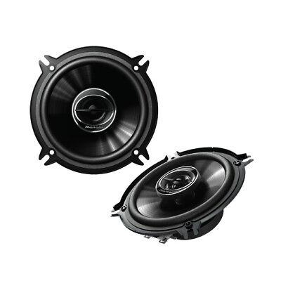 "NEW 2 5.25/"" Car Audio Speakers.Stereo Pair.5-1//4/"" Door Dash.shallow mount.4ohm"