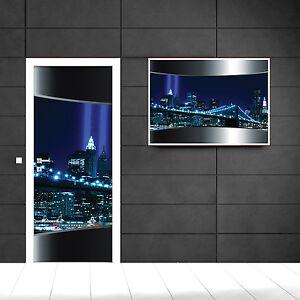 Toile La Fresque Papier Peint Papier Peint Papiers Peints Photos Skyliner Ville Oeil Bleu 3fx2207vet-afficher Le Titre D'origine Lnlug8uy-07232429-749984960