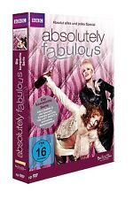 ABSOLUTELY FABULOUS 1-5 ABSOLUT ALLES UND JEDES  SPECIAL DVD KOMPLETTBOX DEUTSCH