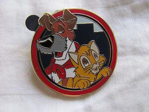 Disney-Intercambio-Pin-90195-de-Mejores-Amigos-Misterio-Paquete-Dodger-Y