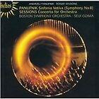 Roger Sessions: Concerto for Orchestra; Andrzej Panufnik: Sinfonia Votiva (Symphony No. 8, 2002)