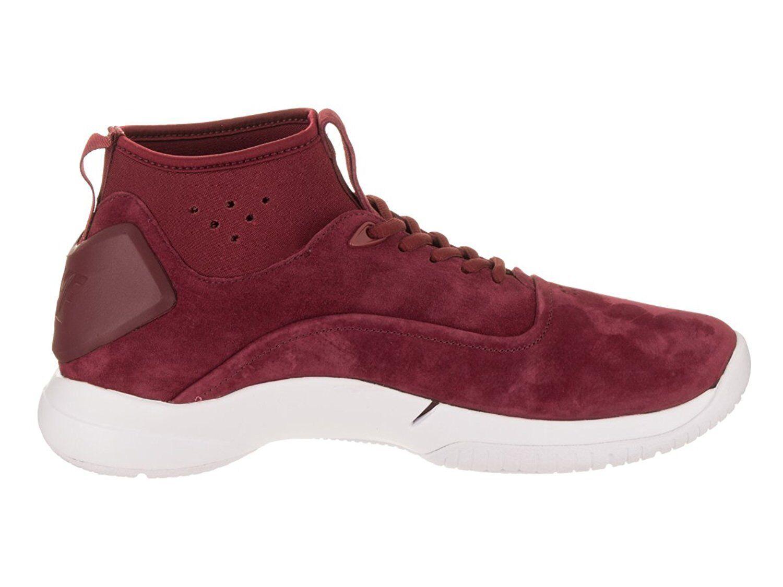 Nike Uomo Hyperdunk Low Crft Basketball Shoe 8.5 9 9.5 10 10.5 11.5 Red 880881