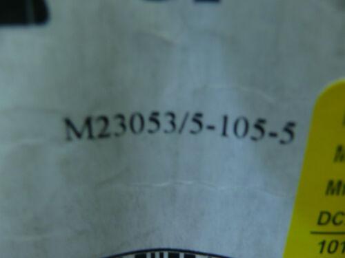 3 M23053//5-105-5   FP-301-3//16-GREEN  3//16 X 4 ft Heat shrink tubing