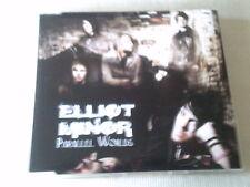 ELLIOT MINOR - PARALLEL WORLDS - UK CD SINGLE
