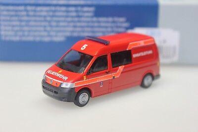 Rietze VW T5 Feuerwehr MÜNCHWILEN// Schweiz 51888-1:87 LR MD