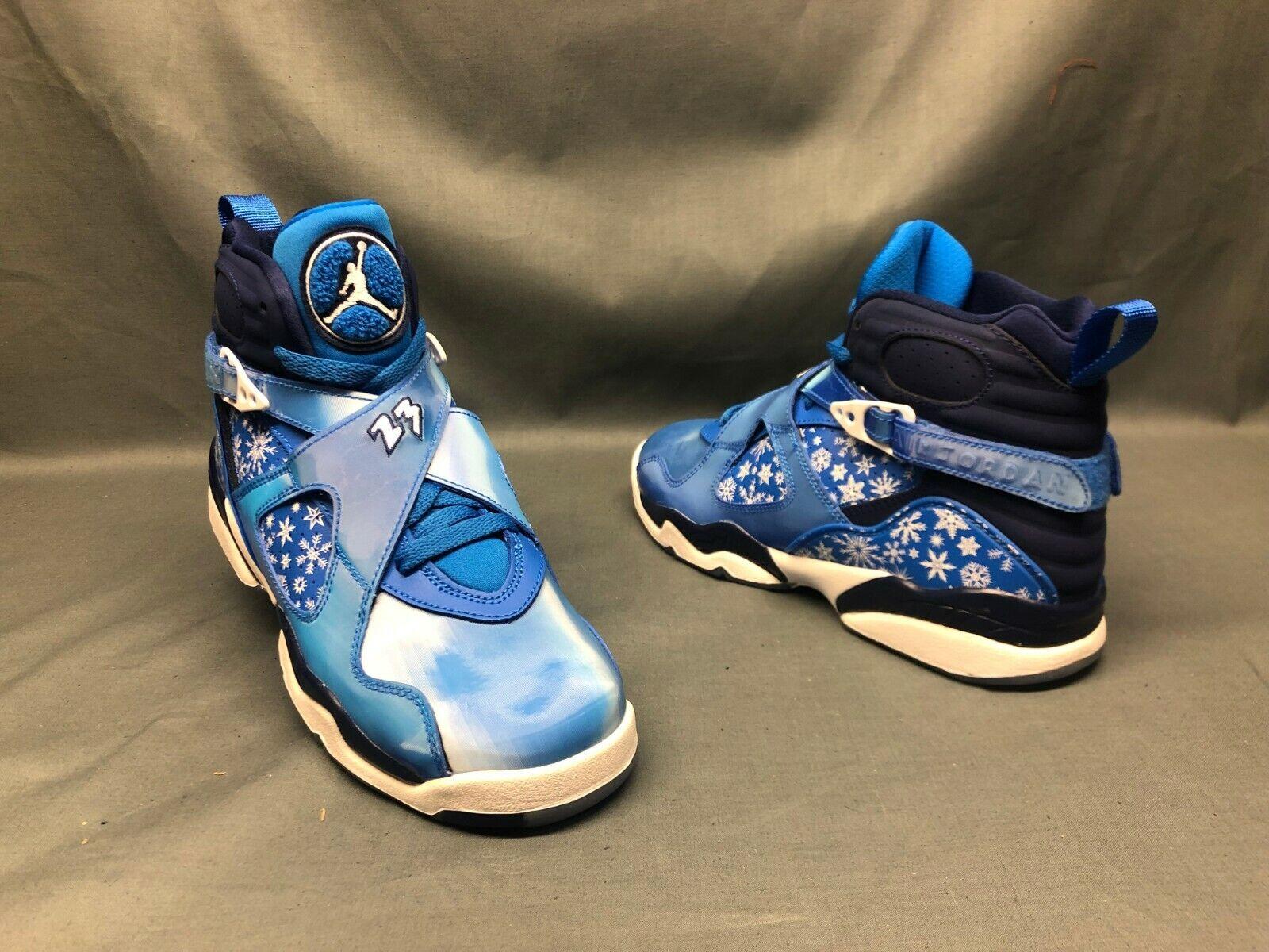 Size 4y Youth Nike Air Jordan 8 Retro