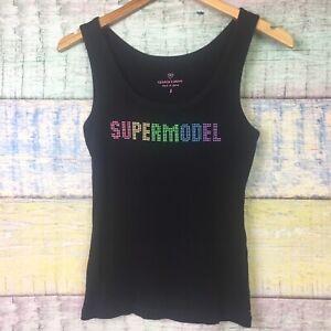 Victoria/'s Secret VS Tee Shop Women/'s Sz XL Ribbed Tank Top