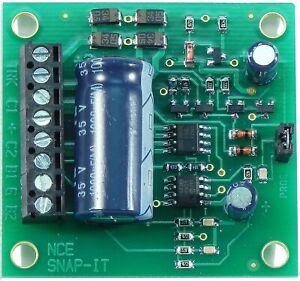 NCE-5240115-Snap-It-Accessory-decoder-for-one-twin-coil-motor-switch-machine