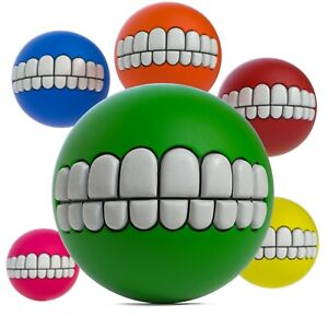 6-Pack-Dog-Balls-Squeaky-Ball-Fetch-Chew-Toys-for-Dog-Gag-Human-Teeth-Dog-Ball