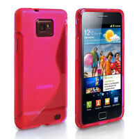 100 X Grip S line Gel Case for Samsung Galaxy S2 SII i9100 wholesale joblot