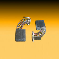 und Meisselhammer Hobel 2x Kohlebürsten Motorkohlen für Stemm z.B Hitachi