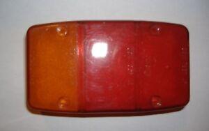 PIAGGIO APE/ PLASTICA FANALINO POSTERIORE SX/ REAR LIGHT LEFT LENS