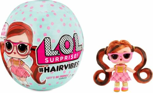 Styles May Vary NEW #Hairvibes Doll Surprise! L.O.L