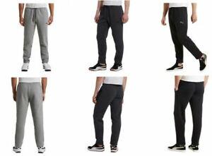 NWT-Men-039-s-Puma-Fleece-Sweatpants-Cotton-Blend-Heavyweight-Fleece-Jogger-Variety