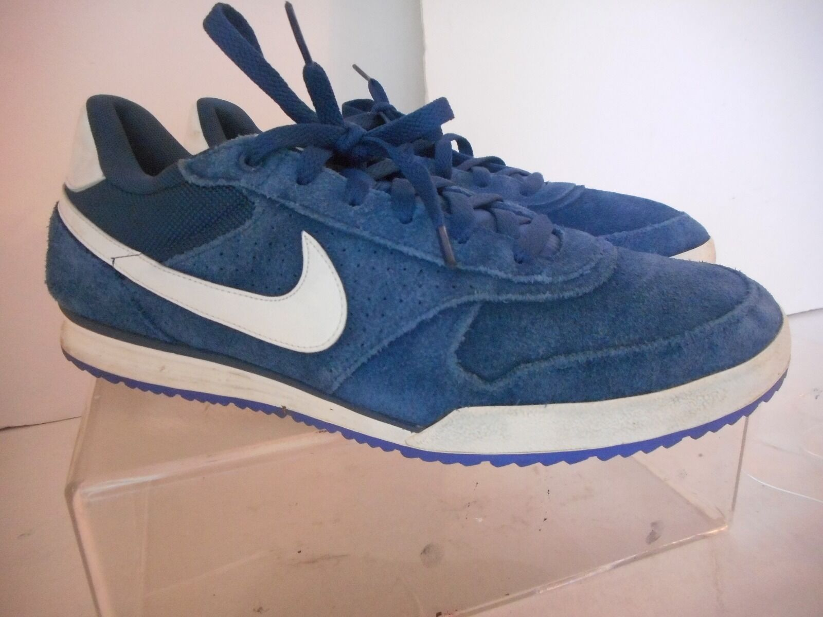 Nike Field Trainer Leather Men's Shoes Multi-Color Shoes Leather 443918 Sz 10.5
