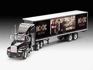 Truck & Trailer Ensemble cadeau cadeau ca / cc en plastique 1:32, modèle 07453 Revell