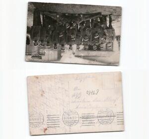 c1780-Foto-Ansichtskarte-Soldaten-Landau-1914