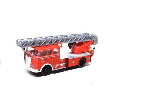 Heico Mercedes LP329 Pullman DL 30 Metz Feuerwehr Lauenburg 1//87