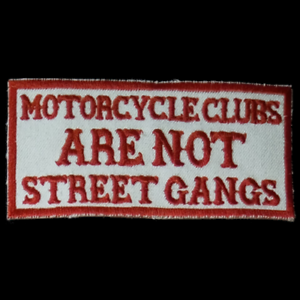 hells angels motorcycle clubs are not street gangs. Black Bedroom Furniture Sets. Home Design Ideas