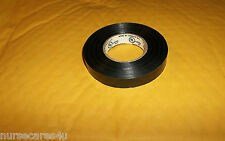 "BATON TWIRLING BLACK VINYL TAPE .50"" X 30' DECORATE 50 BATONS FREE SHIPPING"