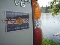 Scott Fly Rods Fly Fishing Magnet